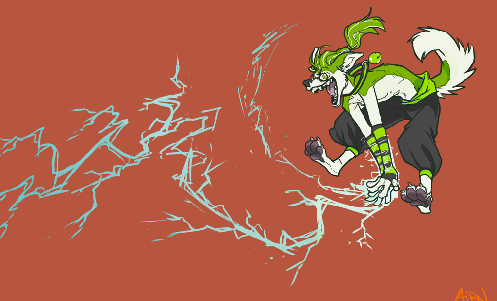 Byte Fantail, Sillymancer