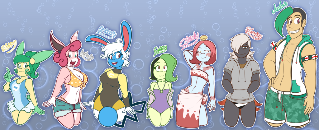 Pokemorph Team