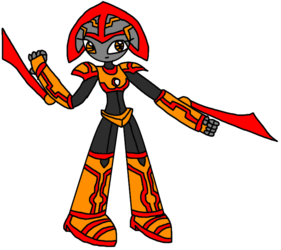 Queen Magma Reference