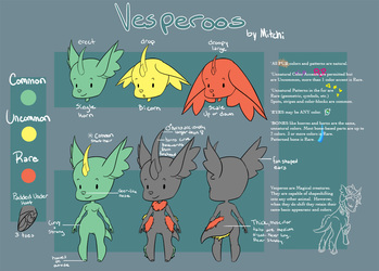 Vesperoo Species Sheet