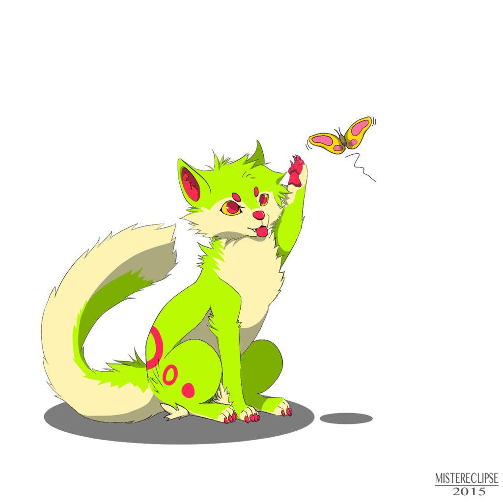 [Gift Art] Falvie-Senpai