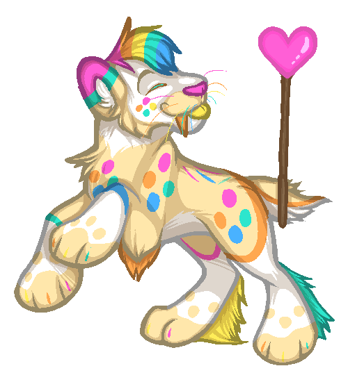 Sprite - by shemalioness - Heart balloon Crunch