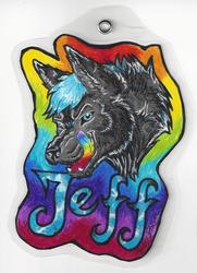 Jeff Badge