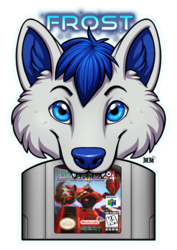 Frost Chomp Badge