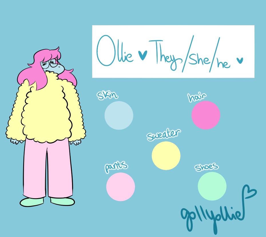 [OC Ref] Ollie Fluffenstuff