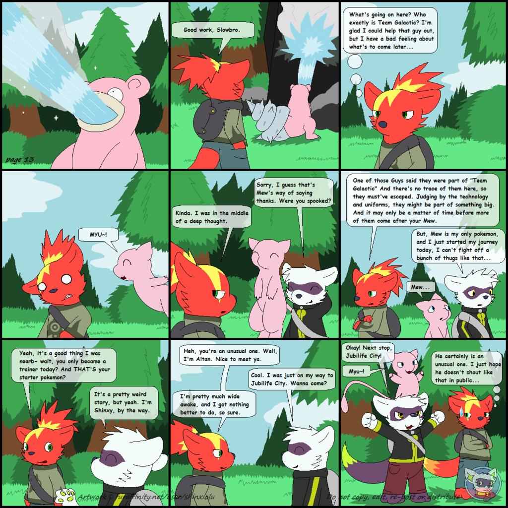 Shinxy and Friends Sinnoh Adventure - ch2 pg6