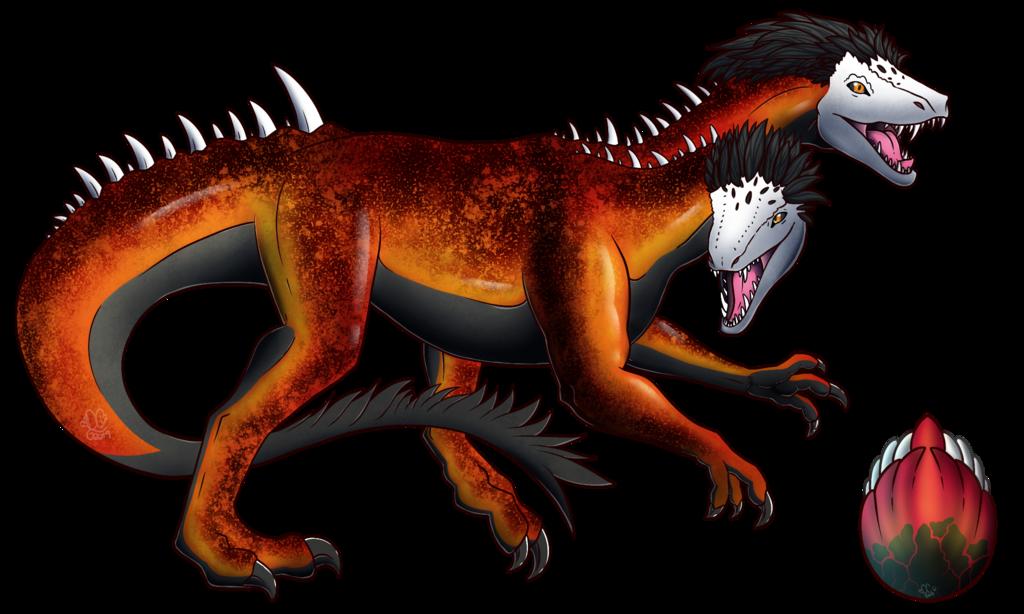 Leviathan Hell Raptor