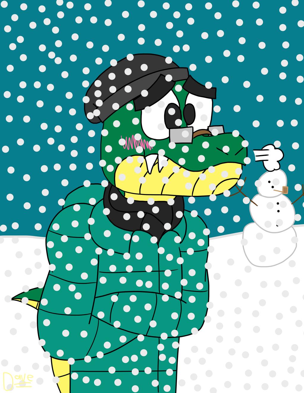 Snow Croc