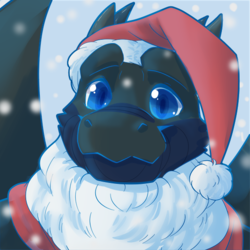 [COM] Christmas Quil headshot