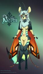Nevia the Zyxie