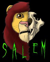 Gift: Half Skull Salem