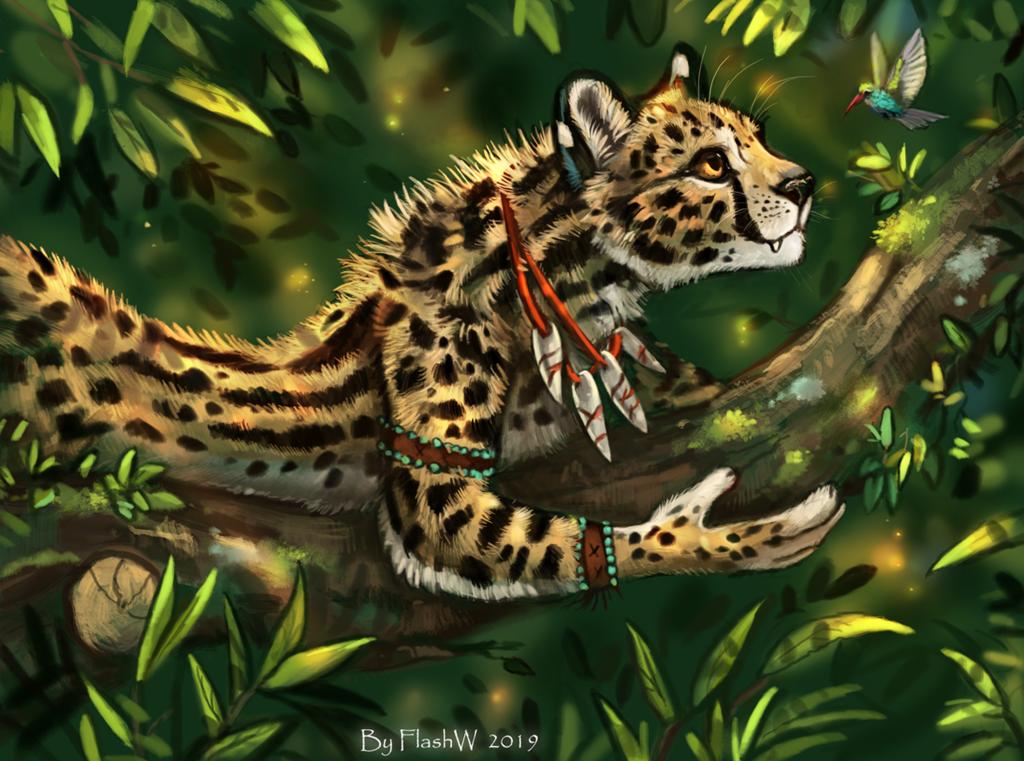 In the jungles