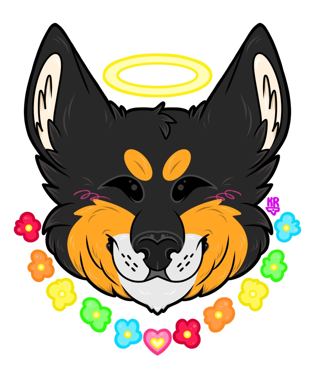 DogBomb Charity Sticker
