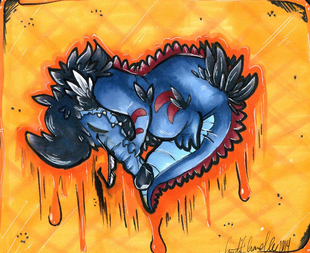 Heart-O-Dile