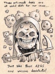The Covid Reaper