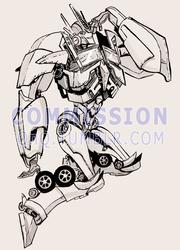 Oooo Optimus oooo