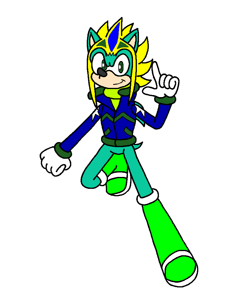 Stephan-X the Hedgehog
