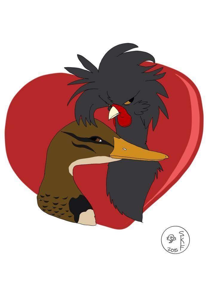 Grumpy Valentines