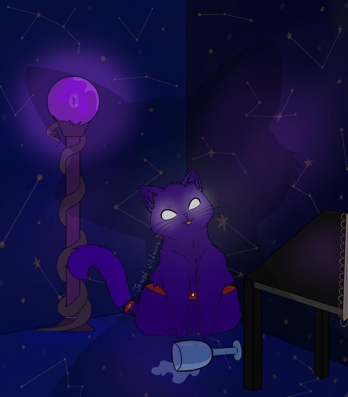 Most recent image: Nocturnal Shenanigans