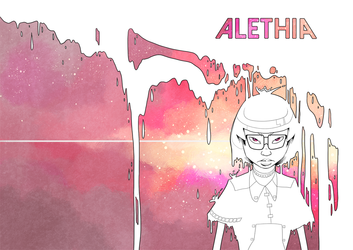 Alethia chapter 4 cover