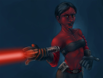Sith Girls Have More Fun