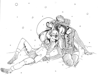 A Snowy Afternoon (trade from HatzuKatzu)