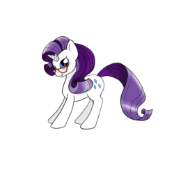 Pony series - Rarity