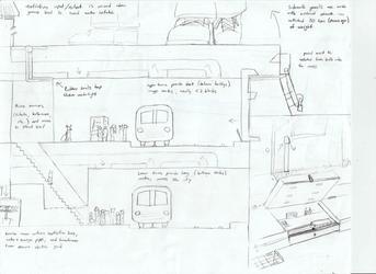 Sub-Walk Metro Concept