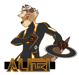 Trade - FE 2015 Alibi Badge [TRON]