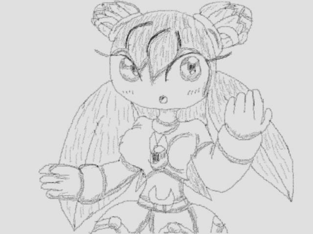 Most recent image: Luna Sketch