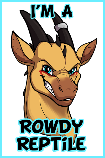Rowdy Reptile