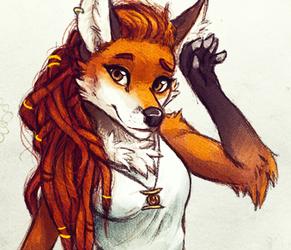 Casual Summer Foxy