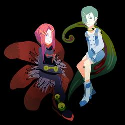 Eureka and Anemone