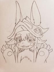 nanachi!