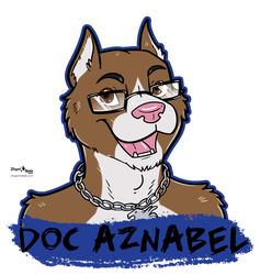 Doc Aznabel Badge