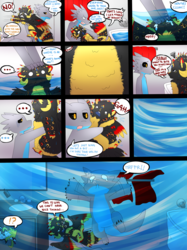 "Klusters Comic RandomOne: ""Bathtime Shizi..."""