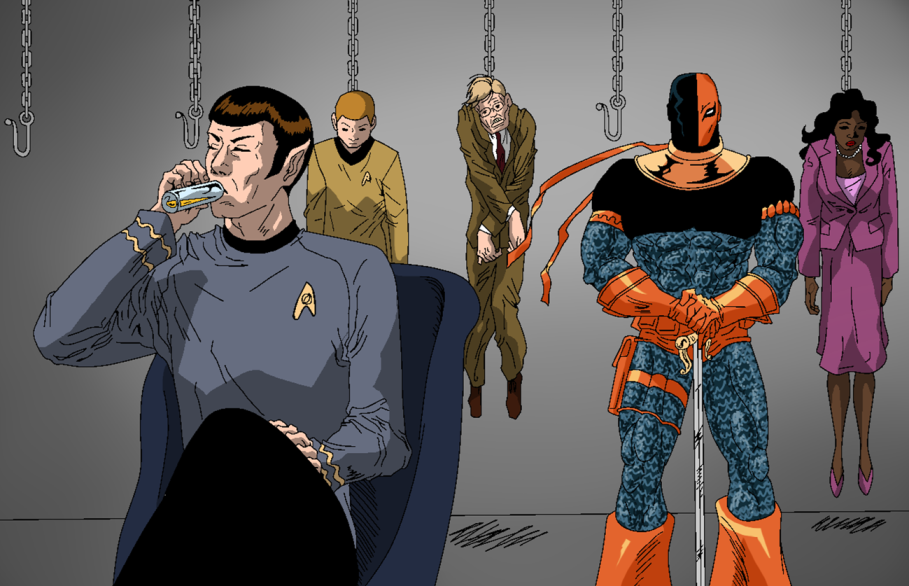 OH avatar March 2015 ''Spock does not use Teacups''
