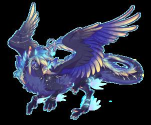 Comm - Cosmic Dragon