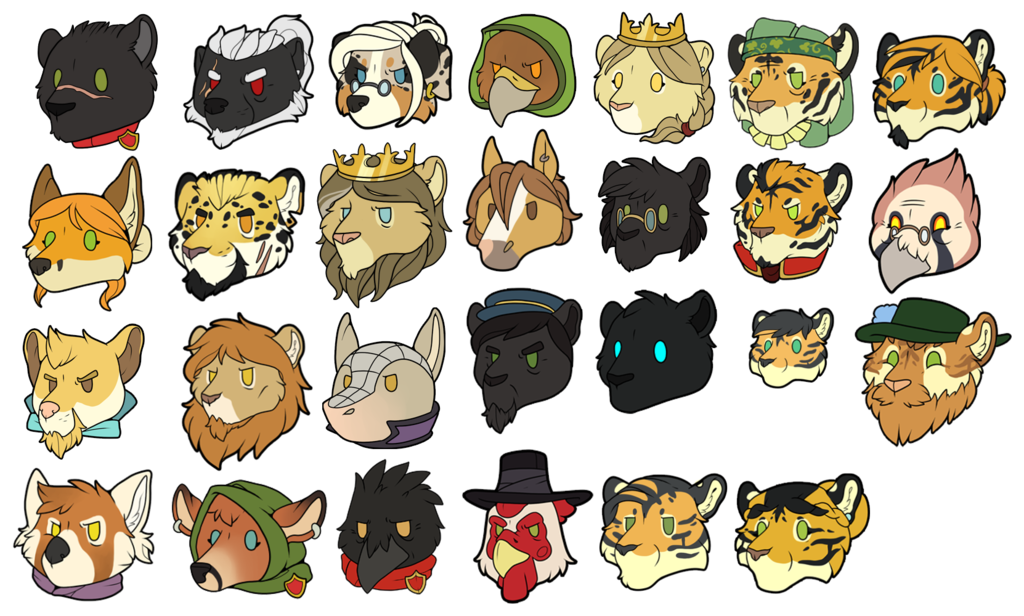 Ironclaw Icons