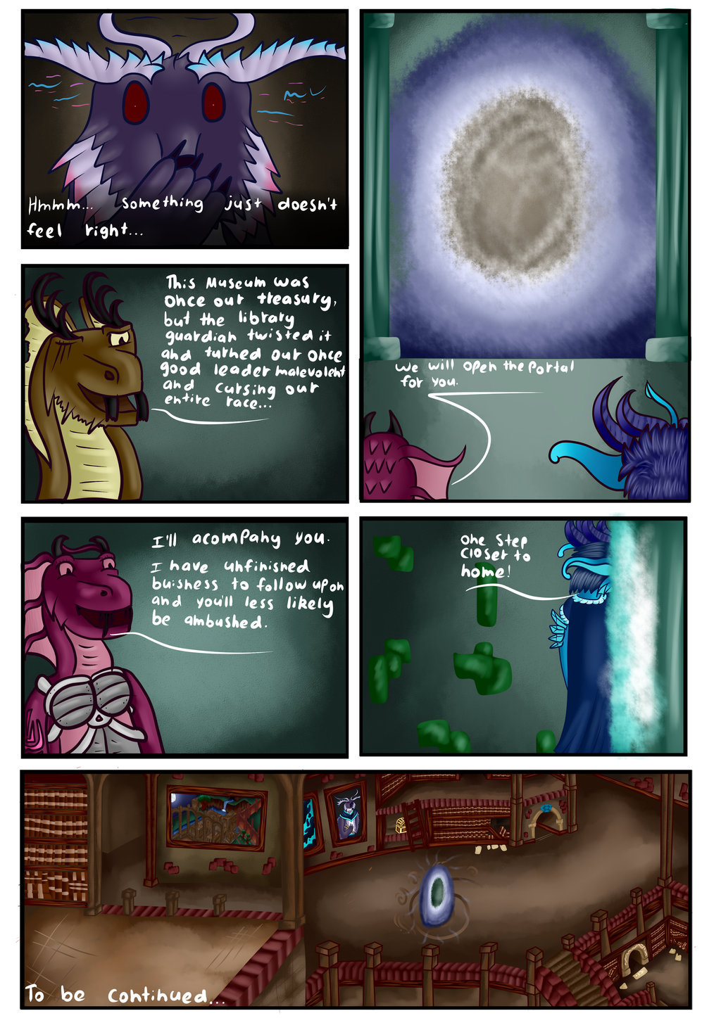 The Cities Secret - Page 26