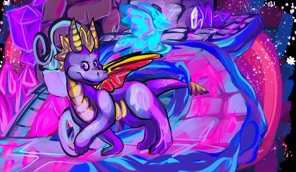 Dark Passage - Spyro