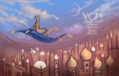 Magic Cartpet YCH