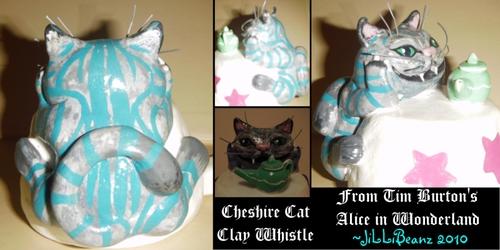 Cheshire Cat Whistle
