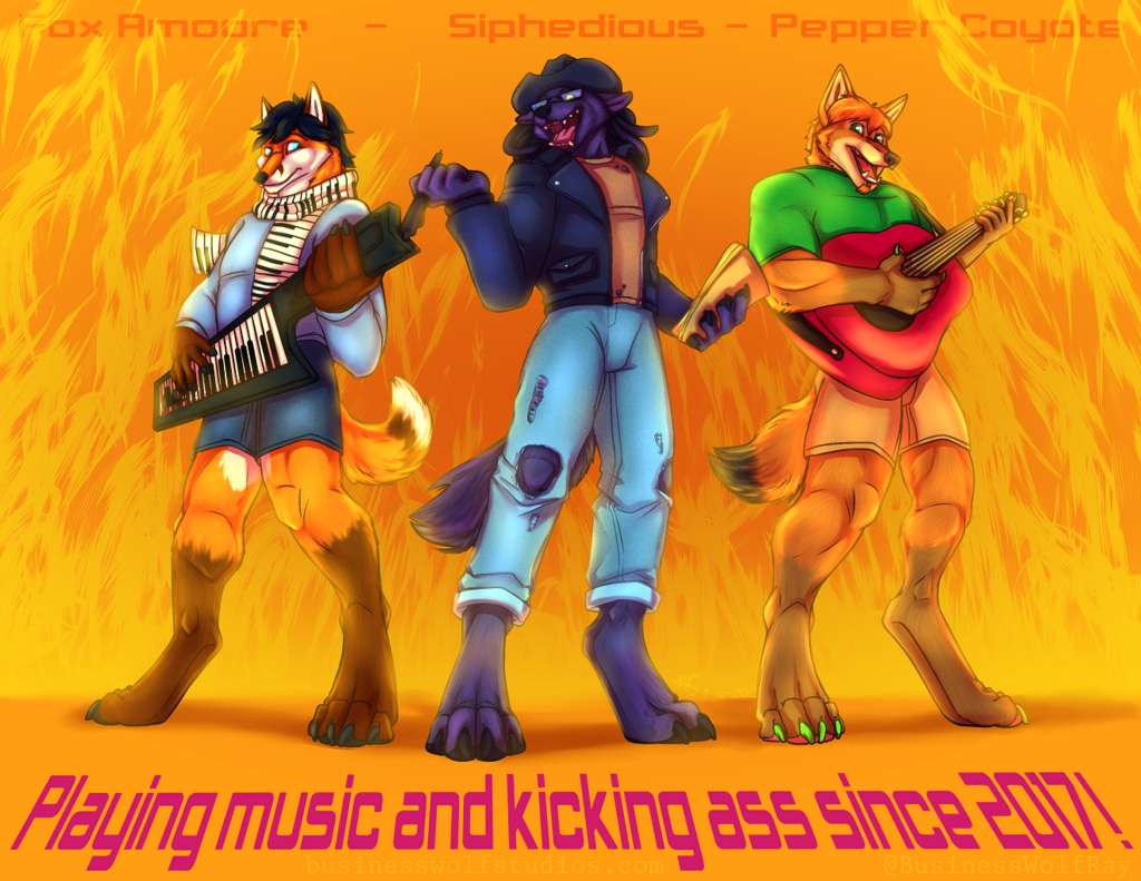 Music Makers [Comm]
