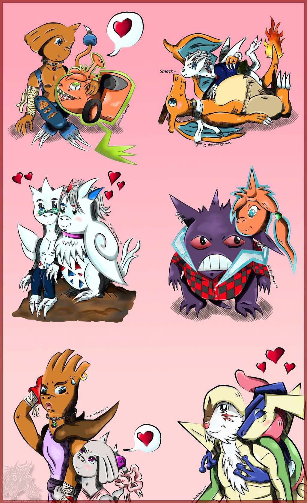 Pokecouple [Valentine's day 2015]