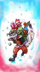 Raku savior of Christmas