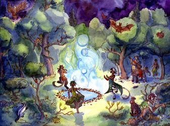 Dance the Faerie Ring