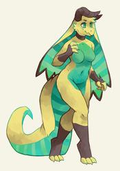 Chubby Dragon