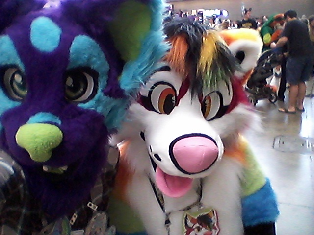 Anthrocon 2015 - Selfie