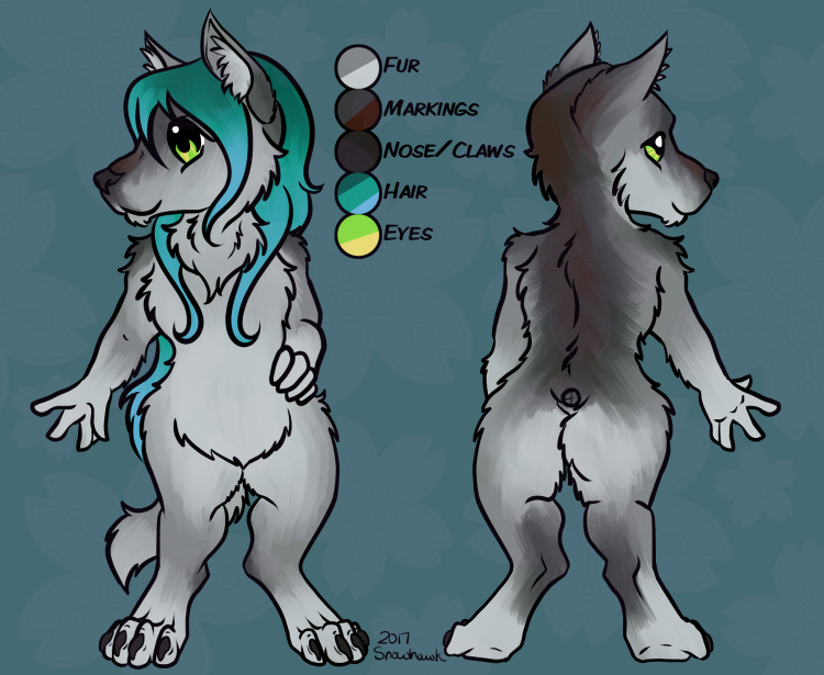 $10 Cheeb Canine - Farren - Available!